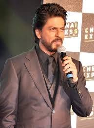 Indian Actor: Shah Rukh Khan