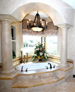 Luxurious Shower or Bath