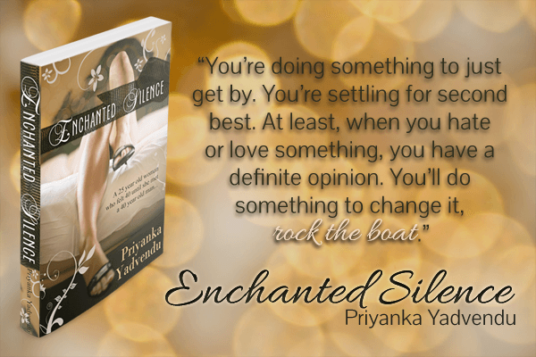 Ecard for Enchanted Silence by Priyanka Yadvendu