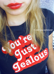 Being Jealous and Envious