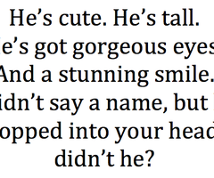 Liking a Guy