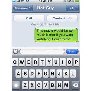 Fun flirty texts to send a guy