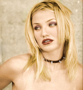 Cameron Diaz: Married to Benji Madden