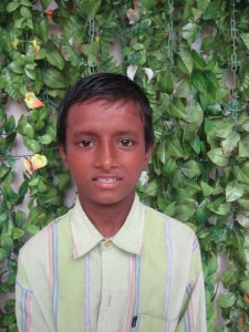 My Sponsored Child: Bappa