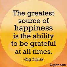 Feeling Grateful