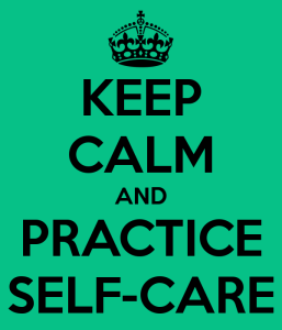 Practice Self-Care Daily