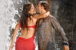 Indian Bollywood Film Scene